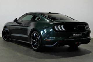 2019 Ford Mustang FN 2019MY BULLITT Green 6 Speed Manual Fastback
