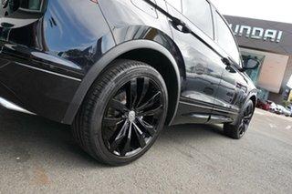 2018 Volkswagen Tiguan 5NA MY19 Wolfsburg Edition Deep Black Pearl 7 Speed Auto Direct Shift Wagon
