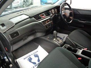 2006 Mitsubishi Lancer CH MY06 ES Black 4 Speed Sports Automatic Sedan