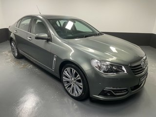 2013 Holden Calais VF MY14 V Grey 6 Speed Sports Automatic Sedan.