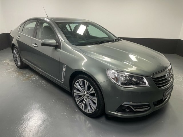 Used Holden Calais VF MY14 V Cardiff, 2013 Holden Calais VF MY14 V Grey 6 Speed Sports Automatic Sedan