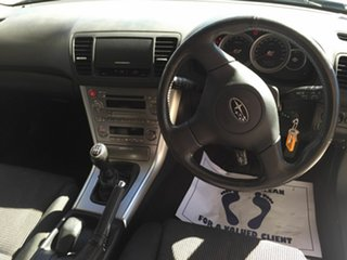 2005 Subaru Outback MY05 2.5i AWD Blue 5 Speed Manual Wagon