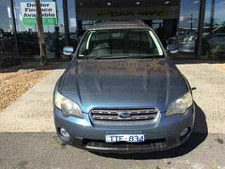 2005 Subaru Outback MY05 2.5i AWD Blue 5 Speed Manual Wagon.