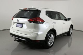 2017 Nissan X-Trail T32 Series 2 ST (2WD) White Continuous Variable Wagon