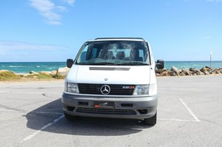 2003 Mercedes-Benz Vito 638 108CDI White 5 Speed Manual Van
