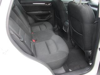 2017 Mazda CX-5 KF2W7A Maxx SKYACTIV-Drive FWD Sport White 6 Speed Sports Automatic Wagon