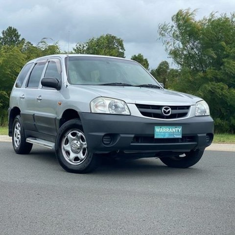 Used Mazda Tribute Chevallum, 2002 Mazda Tribute Silver