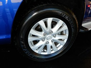 2014 Mazda BT-50 MY13 XTR (4x4) Blue 6 Speed Automatic Freestyle Utility