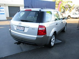 2007 Ford Territory SY 2WD Silver 4 Speed Automatic Wagon