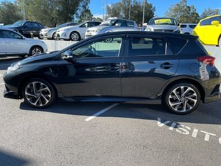 2015 Toyota Corolla ZRE182R Levin SX Black 6 Speed Manual Hatchback