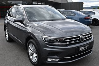 2017 Volkswagen Tiguan 5N MY17 140TDI DSG 4MOTION Highline Grey 7 Speed Sports Automatic Dual Clutch.