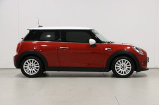 2015 Mini Cooper F56 Red 6 Speed Manual Hatchback