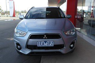 2015 Mitsubishi ASX XB MY15 XLS Silver 6 Speed Sports Automatic Wagon
