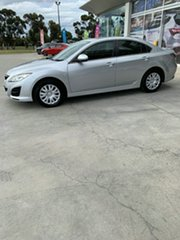 2010 Mazda 6 GH1051 MY09 Limited Silver 6 Speed Manual Sedan
