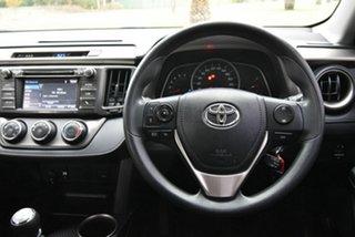 2015 Toyota RAV4 ALA49R MY14 GX AWD White 6 Speed Manual Wagon