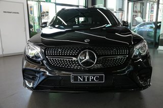 2019 Mercedes-Benz GLC-Class X253 800MY GLC43 AMG SPEEDSHIFT TCT 4MATIC Black 9 Speed