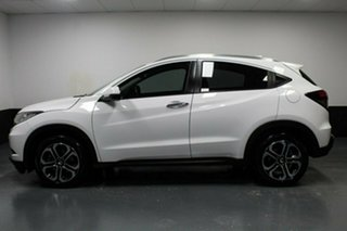 2017 Honda HR-V MY17 VTi-L White 1 Speed Constant Variable Hatchback