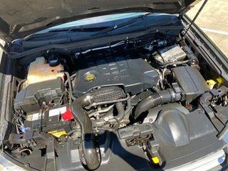 2011 Ford Territory SZ TS (4x4) Black 6 Speed Automatic Wagon