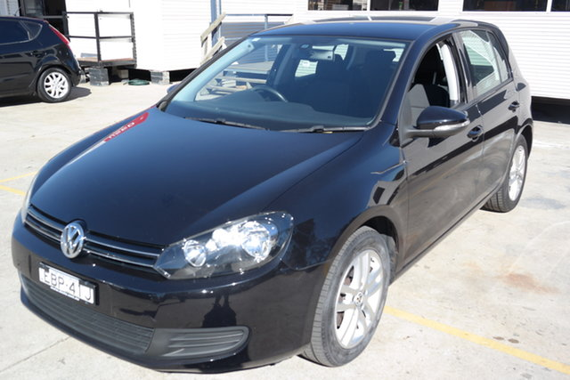 Used Volkswagen Golf V MY08 Comfortline DSG Maryville, 2008 Volkswagen Golf V MY08 Comfortline DSG Black 6 Speed Sports Automatic Dual Clutch Hatchback