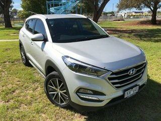 2017 Hyundai Tucson TL Active X (FWD) Silver 6 Speed Manual Wagon.