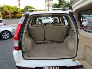 2005 Honda CR-V 2005 Upgrade (4x4) Sport White 5 Speed Automatic Wagon