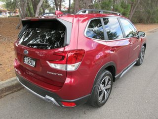 2021 Subaru Forester S5 MY21 2.5i-S CVT AWD Crimson Red 7 Speed Constant Variable Wagon.
