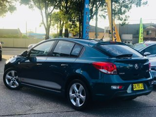 2011 Holden Cruze JH Series II MY12 SRi Blue 6 Speed Sports Automatic Hatchback