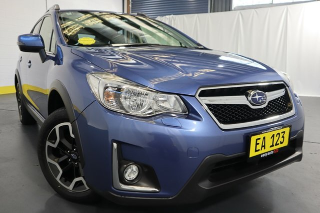 Used Subaru XV G4X MY17 2.0i-L Lineartronic AWD Castle Hill, 2016 Subaru XV G4X MY17 2.0i-L Lineartronic AWD Blue 6 Speed Constant Variable Wagon