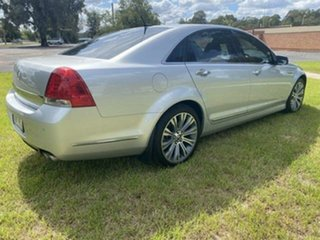 2015 Holden Caprice WN MY15 V Silver 6 Speed Auto Active Sequential Sedan