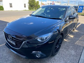 2014 Mazda 3 BM5238 SP25 SKYACTIV-Drive GT Black 6 Speed Sports Automatic Sedan