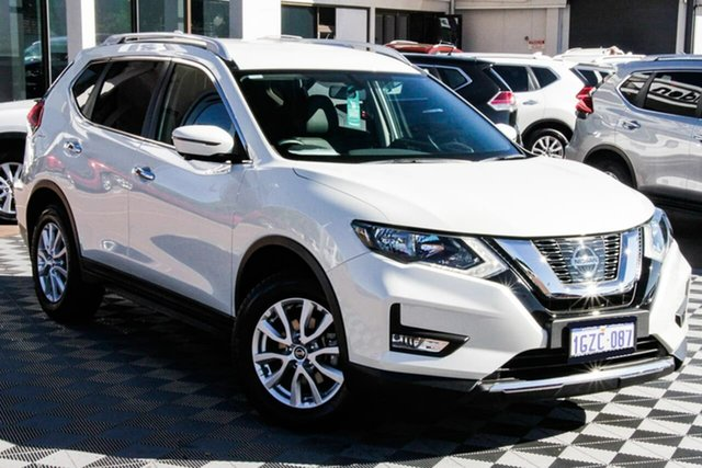 Used Nissan X-Trail T32 Series II ST-L X-tronic 2WD Attadale, 2020 Nissan X-Trail T32 Series II ST-L X-tronic 2WD White 7 Speed Constant Variable Wagon