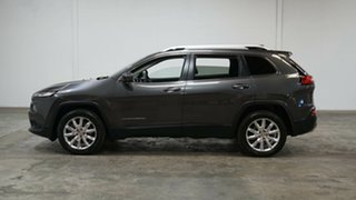 2015 Jeep Cherokee KL MY15 Limited Grey 9 Speed Sports Automatic Wagon