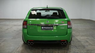 2010 Holden Special Vehicles ClubSport E Series 2 R8 Tourer Green 6 Speed Sports Automatic Wagon