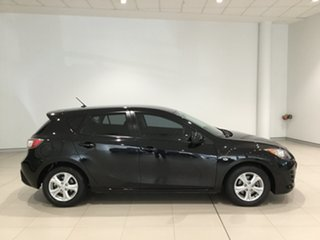 2009 Mazda 3 BL10F1 Maxx Black 6 Speed Manual Hatchback.