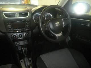 2012 Suzuki Swift FZ RE2 White 4 Speed Automatic Hatchback