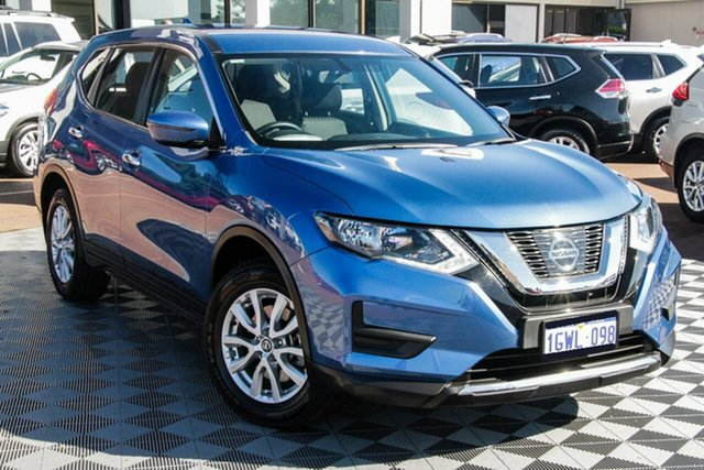 Used Nissan X-Trail T32 Series II ST X-tronic 2WD Attadale, 2019 Nissan X-Trail T32 Series II ST X-tronic 2WD Blue 7 Speed Constant Variable Wagon