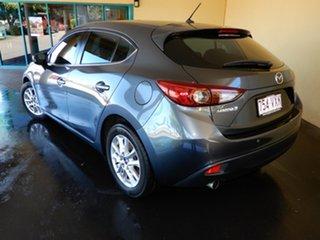 2015 Mazda 3 BM MY15 Maxx Grey 6 Speed Manual Hatchback.