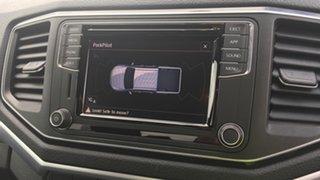 2018 Volkswagen Amarok 2H MY18 TDI550 4MOTION Perm Sportline Billet Silver 8 Speed Automatic Utility