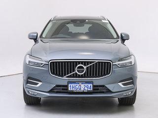 2018 Volvo XC60 246 MY18 D4 Inscription (AWD) Grey 8 Speed Automatic Geartronic Wagon.