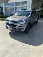 2016 Holden Colorado RG MY17 Z71 Pickup Crew Cab Grey 6 Speed Sports Automatic Utility.