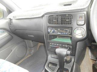 2002 Nissan Pathfinder WX II MY2003 ST 4 Speed Automatic Wagon