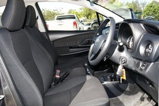 2018 Toyota Yaris NCP130R Ascent Grey 5 Speed Manual Hatchback