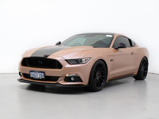 2017 Ford Mustang FM MY17 Fastback GT 5.0 V8 Silver 6 Speed Manual Coupe.