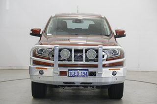 2016 Ford Everest UA Trend Sunset 6 Speed Sports Automatic SUV.