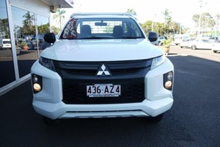 2018 Mitsubishi Triton MR MY19 GLX 4x2 5 Speed Manual Cab Chassis