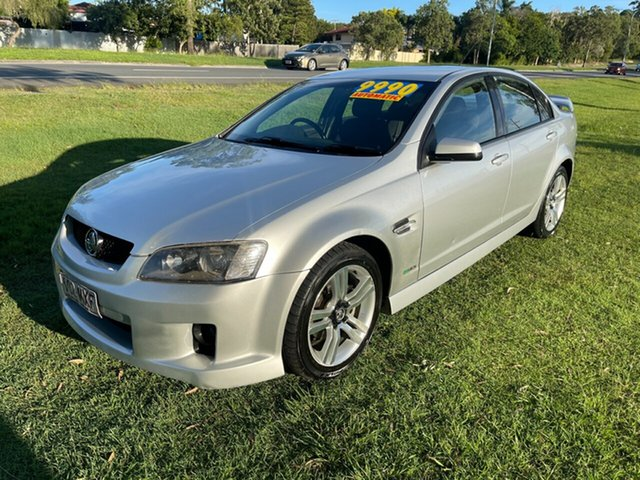 Used Holden Commodore VE II SV6 Clontarf, 2010 Holden Commodore VE II SV6 Silver 6 Speed Sports Automatic Sedan