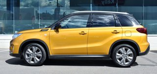 2020 Suzuki Vitara LY Series II 2WD Yellow 6 Speed Sports Automatic Wagon.