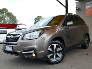 2016 Subaru Forester S4 MY16 2.0D-L CVT AWD Sepia Bronze 7 Speed Constant Variable Wagon