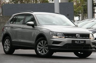 2020 Volkswagen Tiguan 5N MY20 110TSI DSG 2WD Trendline Silver 6 Speed Sports Automatic Dual Clutch.