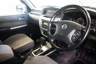 2011 Nissan Patrol GU VII ST (4x4) White 4 Speed Automatic Wagon